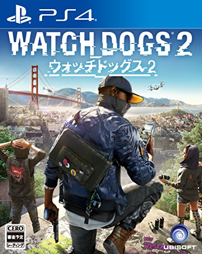 WATCH DOGS2の商品画像