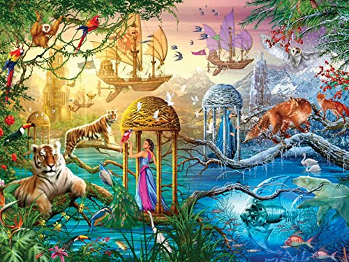 Ceaco Ciro Marchetti - Magical World - Shangri-La Puzzle