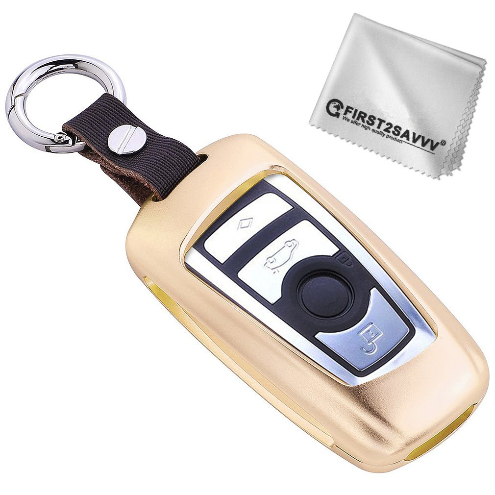 golden Key Case + Cleaning cloth