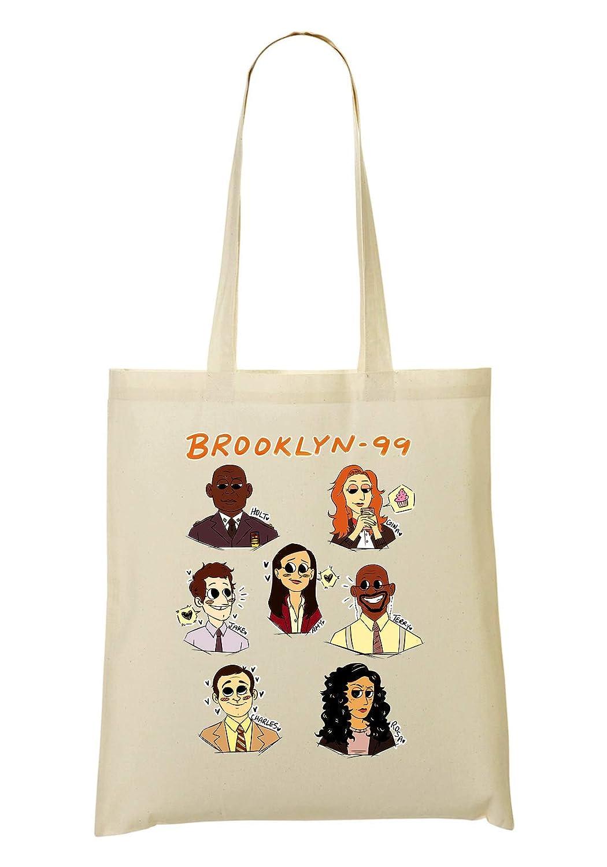 ShutUp Brooklyn 99 Nine Nine Bolso De Mano Bolsa De La Compra