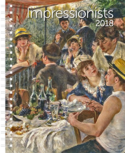 Impressionists Engagement Calendar 2018