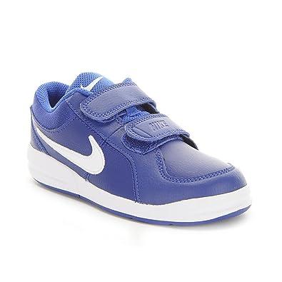 0de837f51960a Nike Baby Boys Pico 4 (PSV) Tennis Shoes, (Deep Blue/White-Game ...