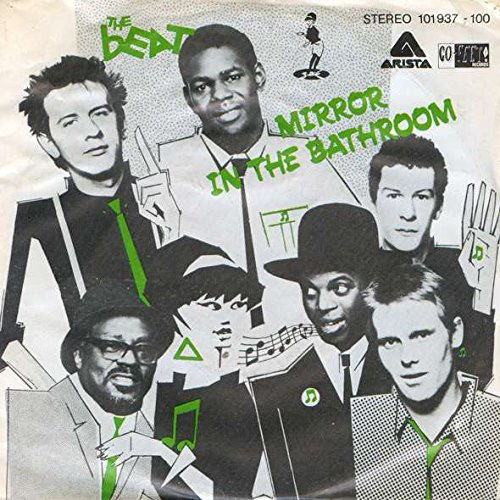 The Beat - Mirror In The Bathroom - Arista - 101 937, -