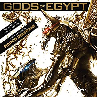 Gods Of Egypt (Original Motion Picture Soundtrack) by Marco