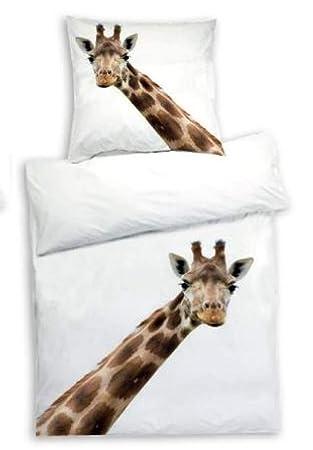 Home Edition Baumwoll Bettwäsche Mit Reißverschluss Weiß Mit