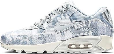 datos traductor propiedad  Nike Air MAX 90 CSE Tenis con Estampado de Camuflaje, Platino Puro/Summit  Blanco/Gris Lobo para Mujer, Blanco (Pure Platinum/Summit White-Wolf Grey),  39.5 EU: Amazon.es: Zapatos y complementos