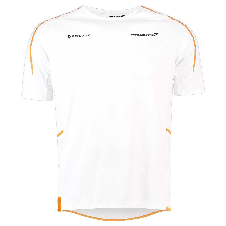 Camiseta McLaren 2018 Equipo M: Amazon.es: Deportes y aire libre