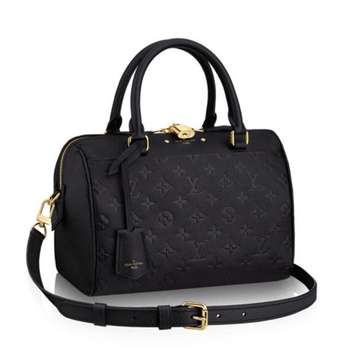 5634e86341b3 Louis Vuitton Monogram Canvas Cross Body Handbag Speedy Bandouliere 30  M42406 Made in France  Amazon.co.uk  Shoes   Bags