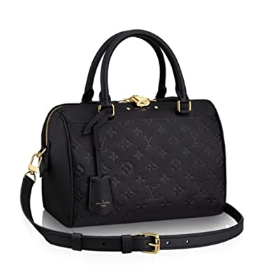 Louis Vuitton Monogram Canvas Cross Body Handbag Speedy Bandouliere