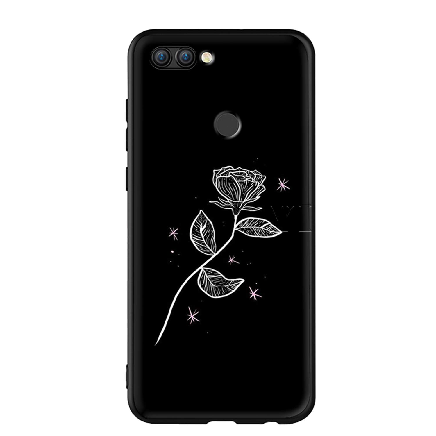 Amazon.com: Mom and Baby Silicone Case for Huawei Mate 10 P8 ...