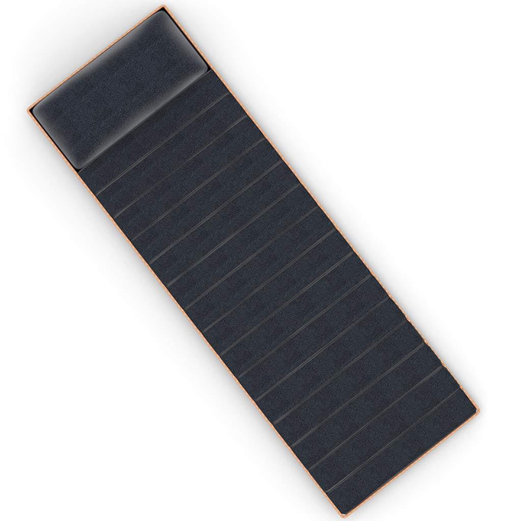 全身多機能マッサージブランケット、電気暖房、頚椎、背中、グレー、175x62cm B07SPCTLGS