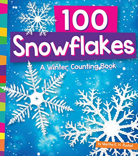 100 Snowflakes: A Winter Counting Book (1, 2, 3  Count with Me)]()