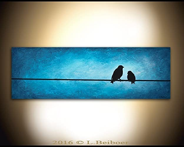 Abstract Birds On A Wire - WIRE Center •
