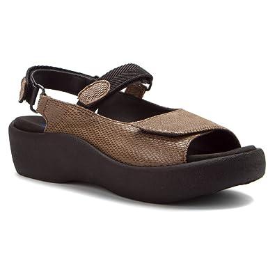 prijs verlaagd releasedatum: groothandel verkoop Amazon.com | Wolky Women's Beige Snake Jewel 38 M EU | Shoes