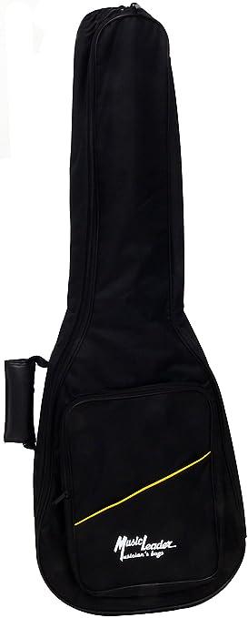 MLI Elec05 Funda Para Guitarra eléctrica: Amazon.es: Instrumentos musicales