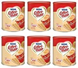 Nestle Coffee-mate Coffee Creamer 56oz. Canister (6 Pack)