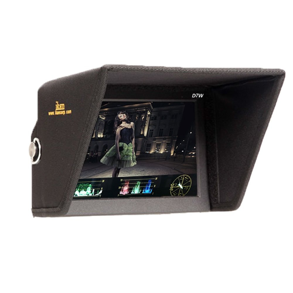 Ikan Corporation SHD7 Video Camera (Black)