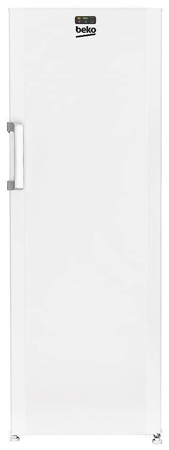 Beko FS 124330 - Congelador (Vertical, Independiente, Color blanco ...