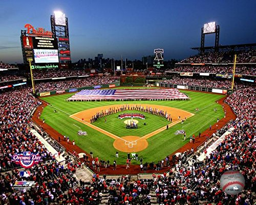Citizens Bank Park Philadelphia Phillies MLB Stadium Photo (Size: 11