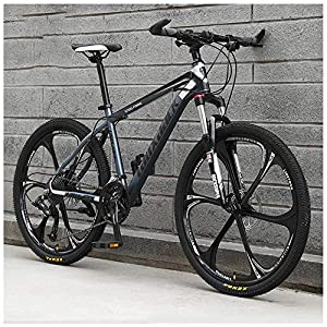 61iA5t7SHkL. SS300 26 Pollici 21 velocità, Adulto Bicicletta MTB, Bicicletta Mountain Bike, Bicicletta, Biciclette, Doppio Freno A Disco…