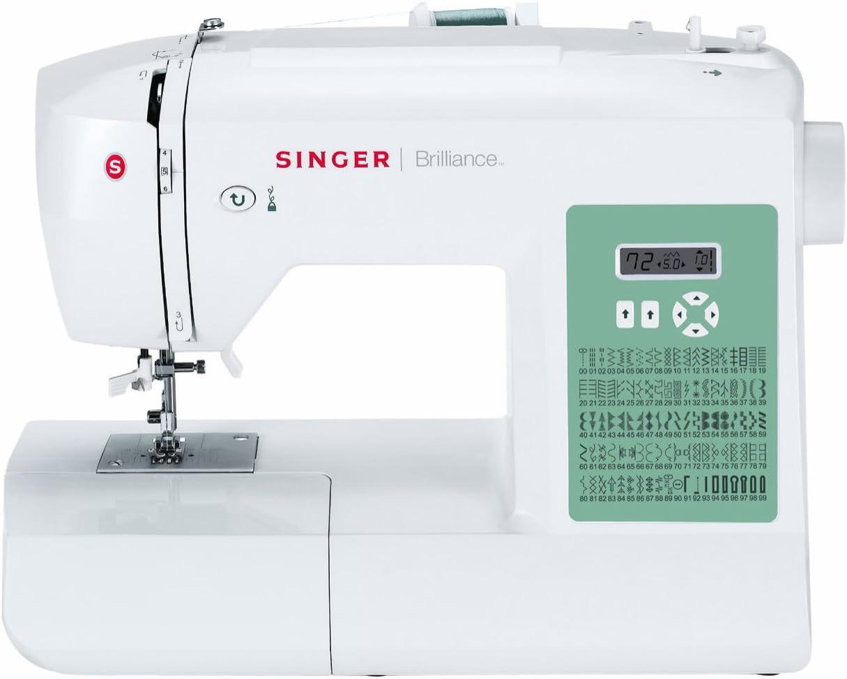 Singer SIN_6199 - Máquina de Coser: Amazon.es: Hogar