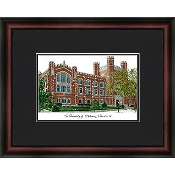 Amazon com : Oklahoma State University Academic Framed