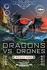 A young computer genius is chased by sleek, high-tech drones into a land populated by Godzilla-size dragons, setting off a war that only he can stop. Part Eragon, part Transformers, with a magical beating heart at its center.  Marcus Brimley ...