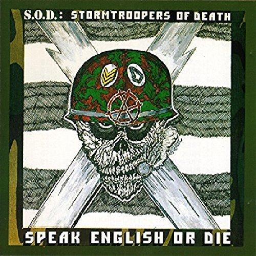 Speak English Or Die by Stormtroopers Of Death (Stormtroopers Of Death Speak English Or Die)