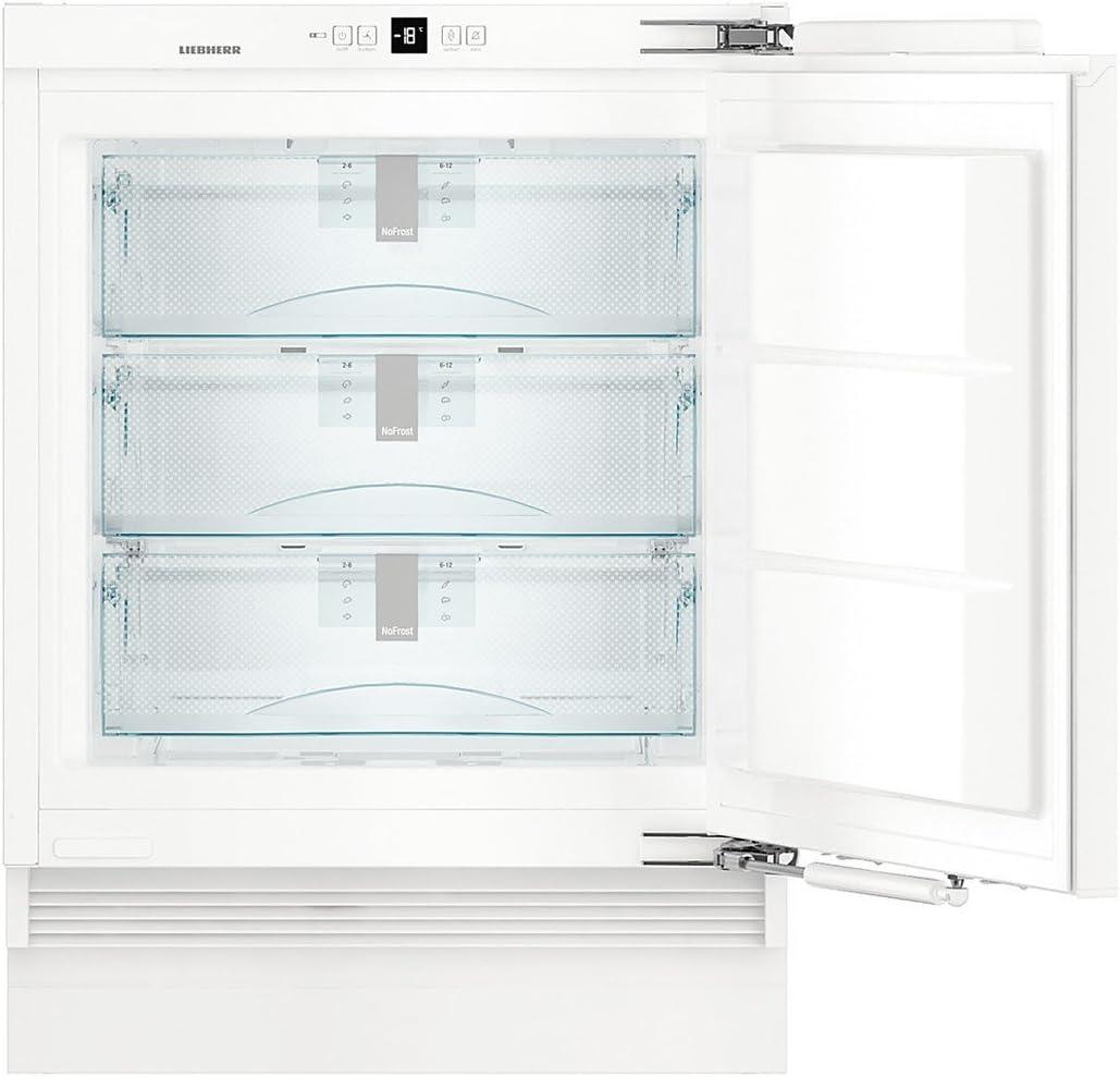 Liebherr SUIGN 1554 Premium Integrado Vertical Blanco 79 L A++ ...