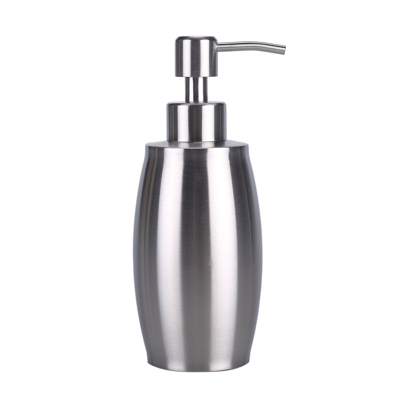 amazoncom soap dispenser arktek premium  stainless steel soap andliquid dispenser for kitchen and bathroom ( ml) home  kitchen. amazoncom soap dispenser arktek premium  stainless steel