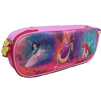 Disney Estuche para lápices Prince Case Mulan Ariel Rapunzel ...
