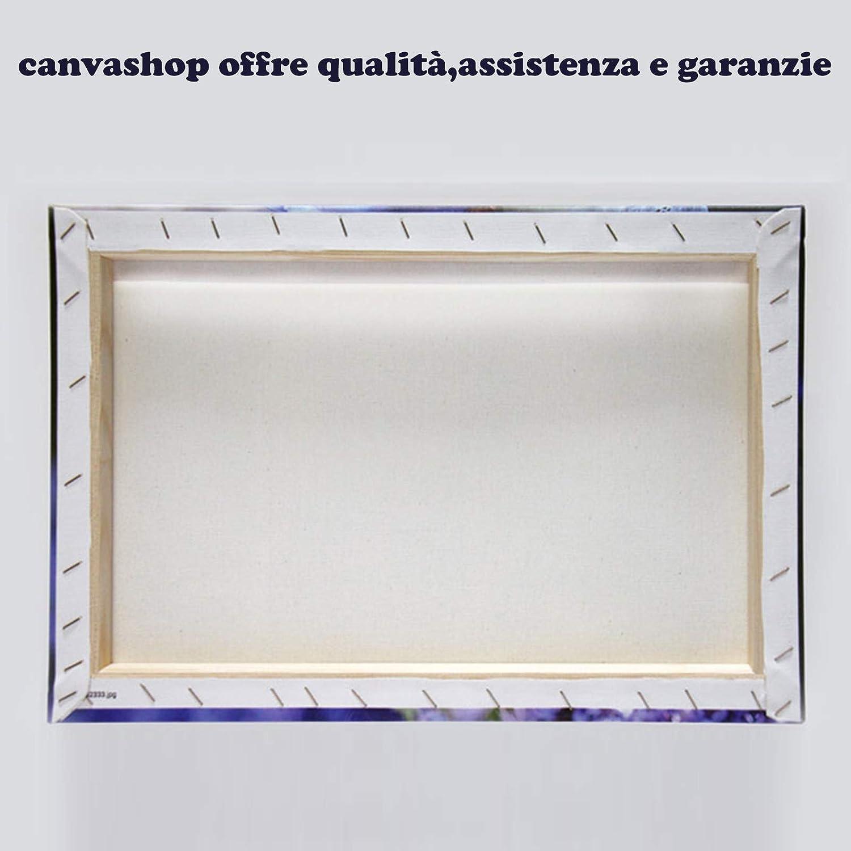 canvashop Quadri Moderni cm 120x70 Jack vettriano The Singing Butler Quadro Stampa su Tela Canvas