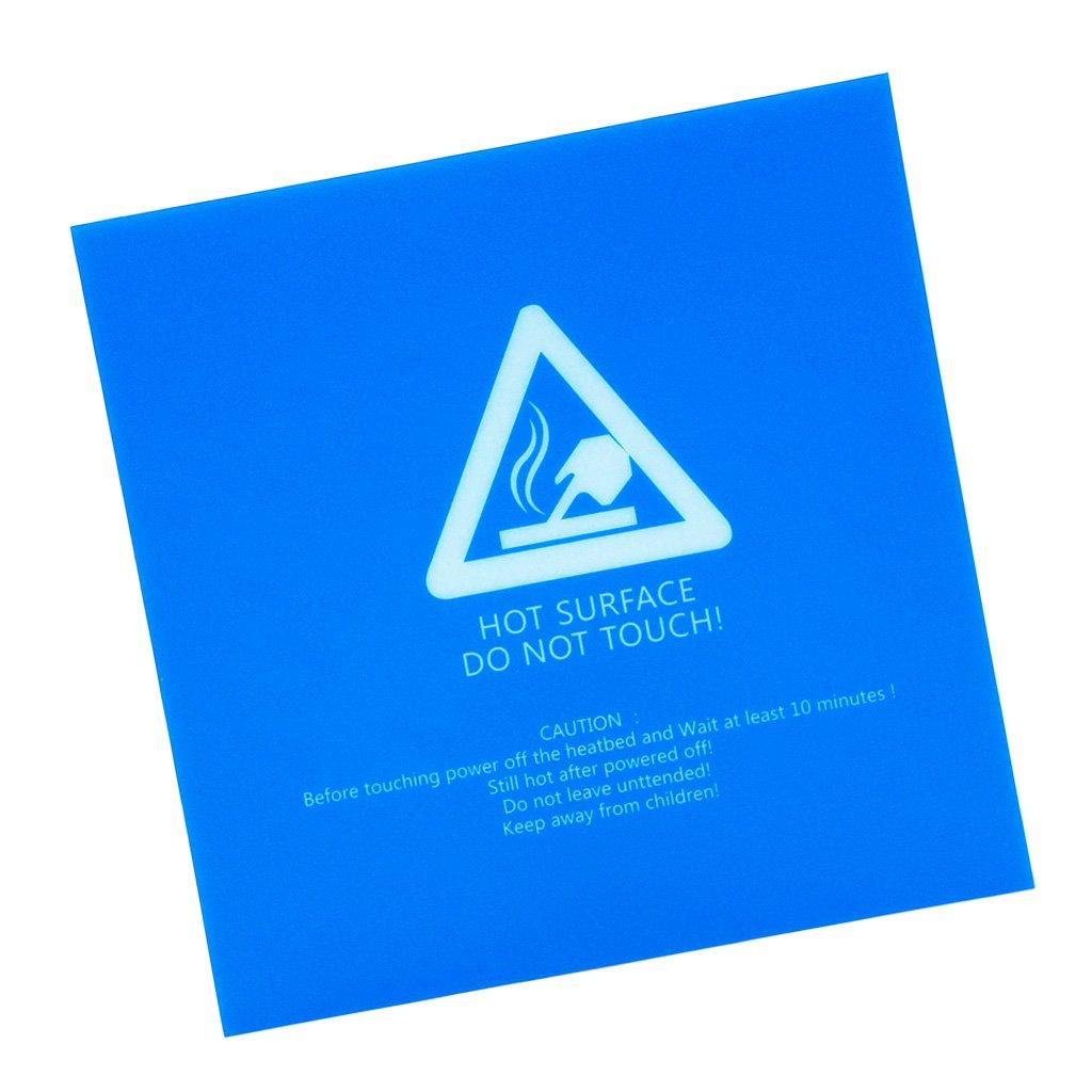 IPOTCH 3D Printer Tape Heat Bed Platform Sticker Work With PLA、ABS、HIPS 、PETG