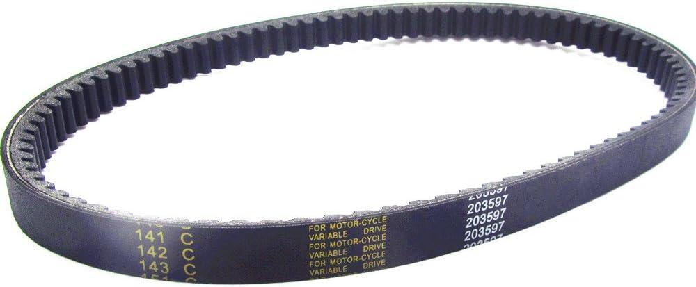 CQYD New Go Kart Drive Belt 203597 203597A Torque Converter for Murray 37X98 98MA 10042 Go Kart