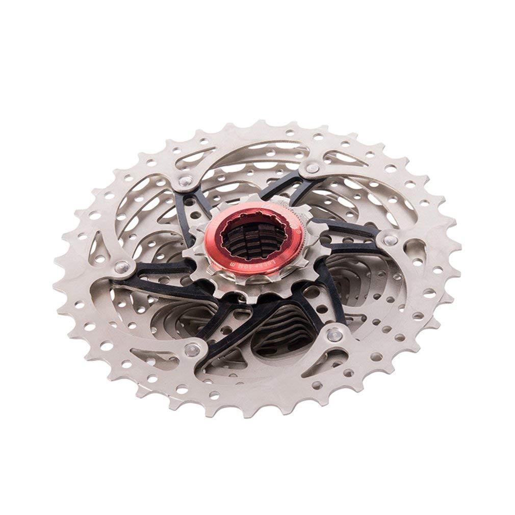 WEIWEITOE-ES ZTTO 11 Speed Cassette 11-36T Compatible for Road Bike Shimano Sram System High Tensile Steel Sprockets Cogs Folding Gear