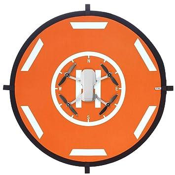 Jfhrfged Compatible con dji Mavic Mini Landing Pad Apron Esterilla ...