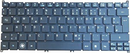 ct Teclado Acer Aspire One 725 Series de Nuevo Negro ...