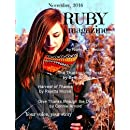 RUBY magazine November 2016: Your voice, your story