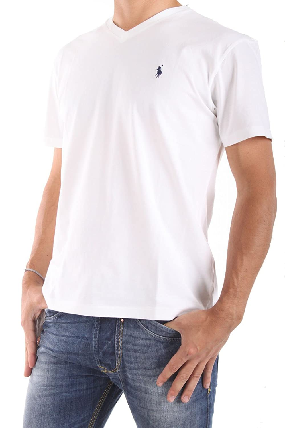 Polo V Neck T Shirts