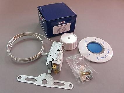 Termostato para Frigorífico Refrigerador VB7 / K50-P1118 / W-8