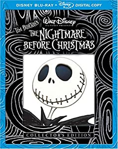 The Nightmare Before Christmas [Blu-ray] + Digital Copy