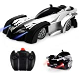 CestMall Remote Control Car, RC Car, Wall Climbing Car + Regular Car Mode, 360°Rotating Stunt Car Toys for Kids Boys Girls Men Women, USB or Remote Charging