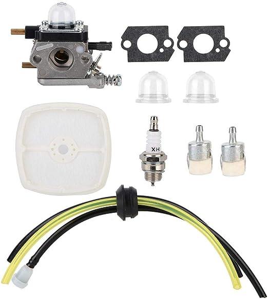 Carburetor For Zama C1U-K54A ECHO 12520013123 12520013124 Mantis Tiller 7222