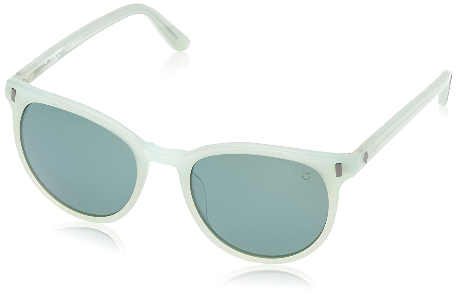 Spy Sonnenbrille ALCATRAZ, happy gray green/silver mirror, 673121080352