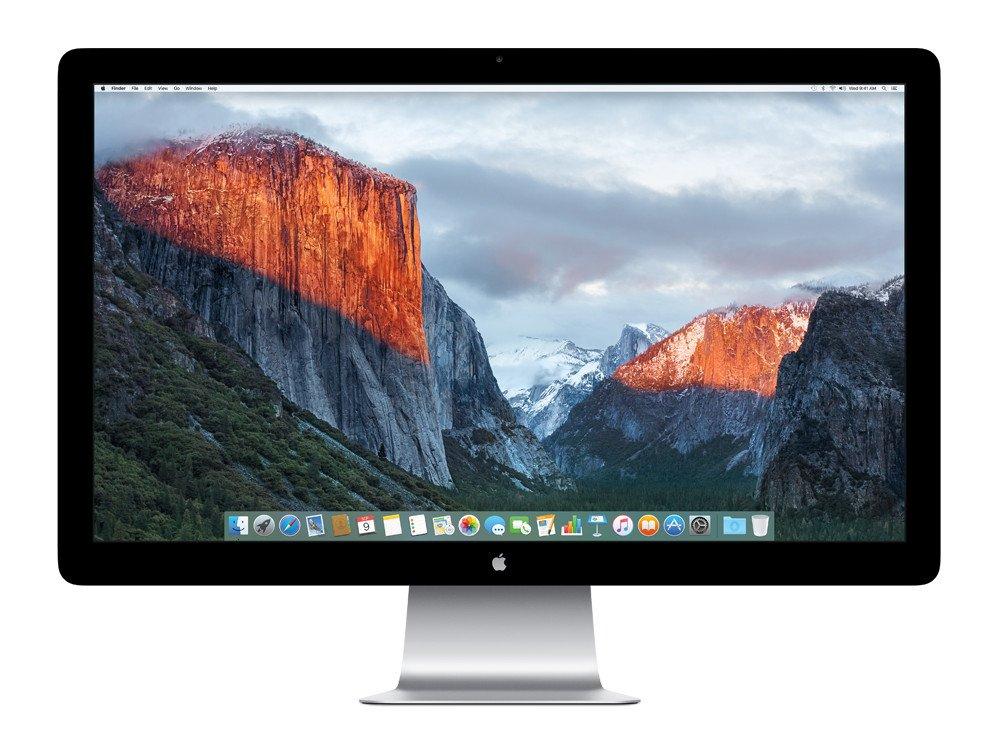 Apple MC914ZM/B Thunderbolt Display 68,6 cm LED: Amazon.de: Computer ...