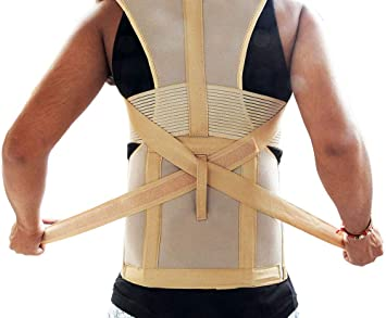 Image result for Back Support - Important Facts To Know About The Scoliosis Back Support
