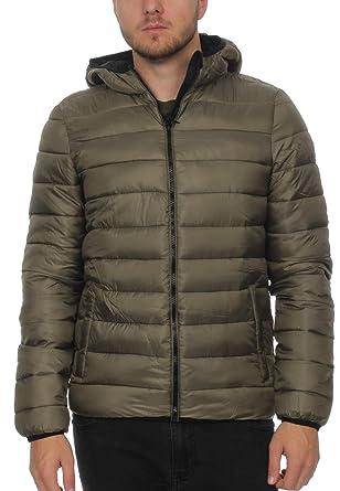 Kaufen Sie Authentic Mode-Design gemütlich frisch Champion Winterjacke Herren 212249 MOR/NBK GS520 Khaki