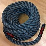 CFF 50 ft Polypropylene Battling Rope, 50-Feet/1.5-Inch/