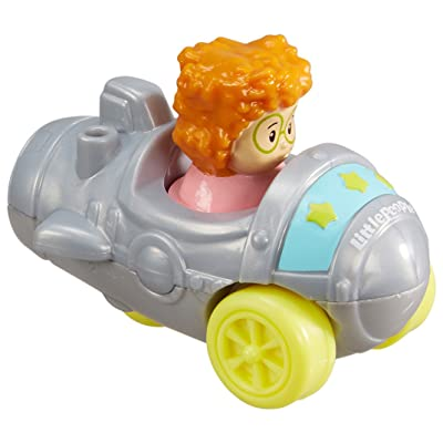 Fisher-Price Little People Wheelies - Sofie: Toys & Games