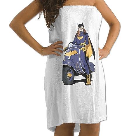 Batgirl Yvonne Craig – Toalla de baño, toalla de baño, toalla de piscina toalla